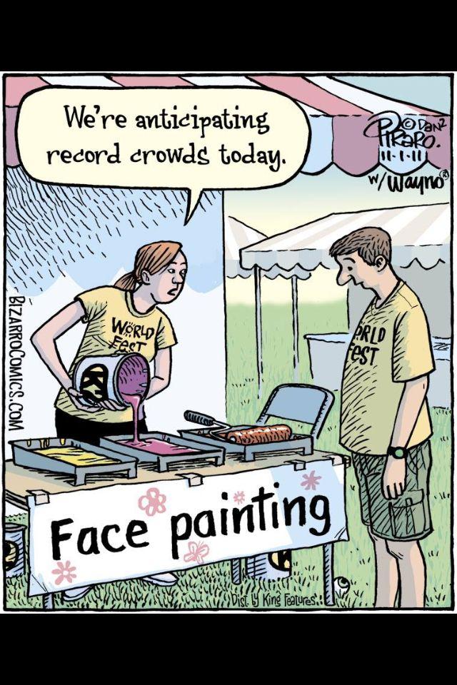 Face Painting Memes 0f54c40c0bdd3f4179875c649fa963eb