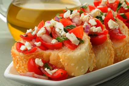 Italian+Party+Menu+Ideas+ For themed party get together!
