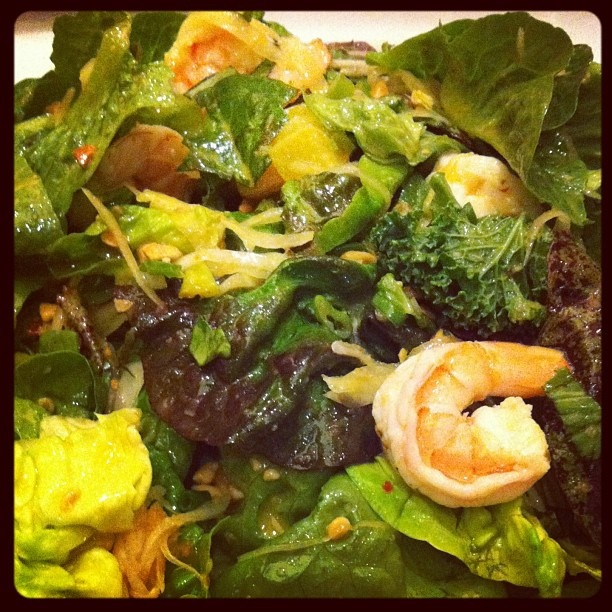 Shrimp salads, Shrimp and Salads on Pinterest