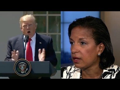 WATCH: TRUMP'S ON FIRE! He Just Said The TRUTH About Susan Rice! Liberals Are FREAKING OUT! | American Press Bureau