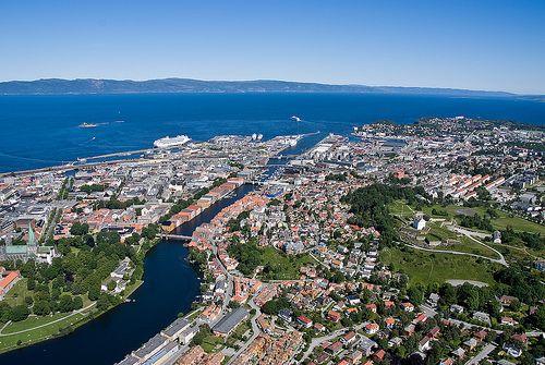 Trondheim....Today.