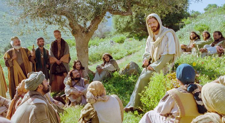 What is the Doctrine of Christ?  Christ teaching his disciples. Image via lds.org