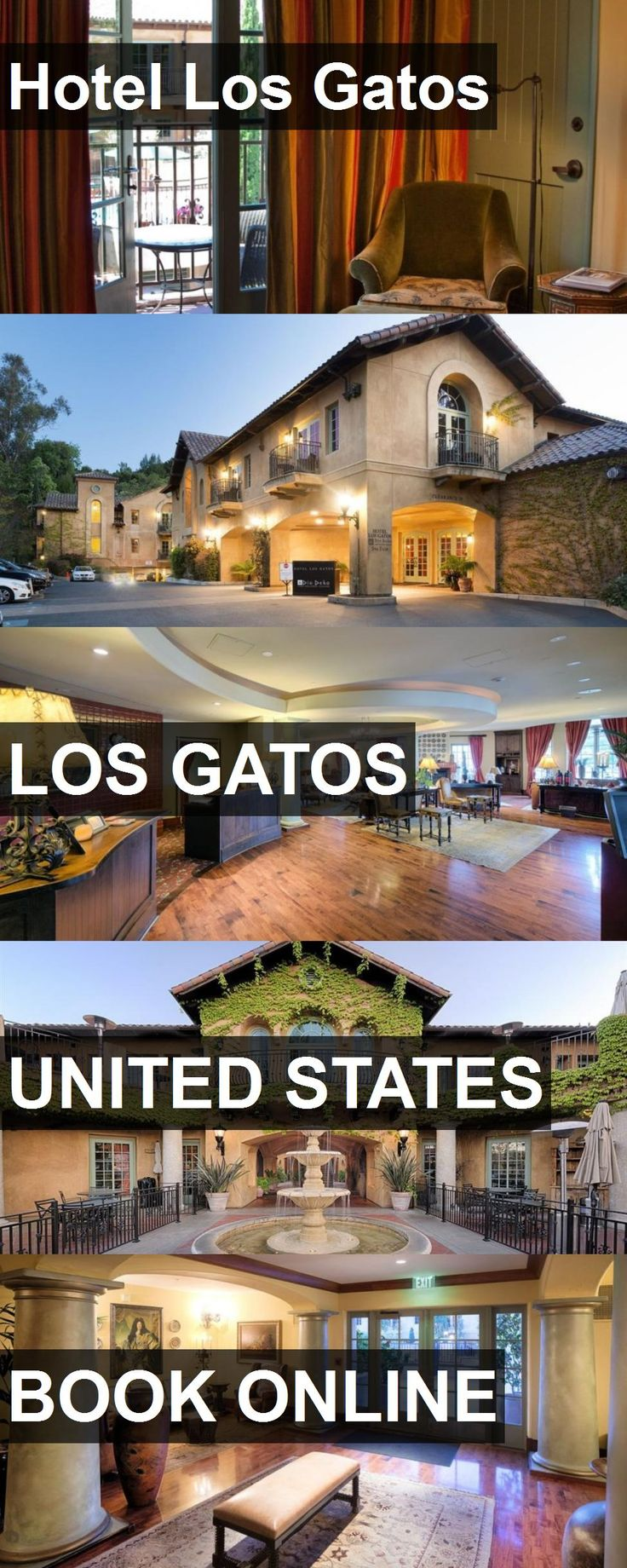 Hotel Los Gatos in Los Gatos, United States. For more information, photos, reviews and best prices please follow the link. #UnitedStates #LosGatos #travel #vacation #hotel