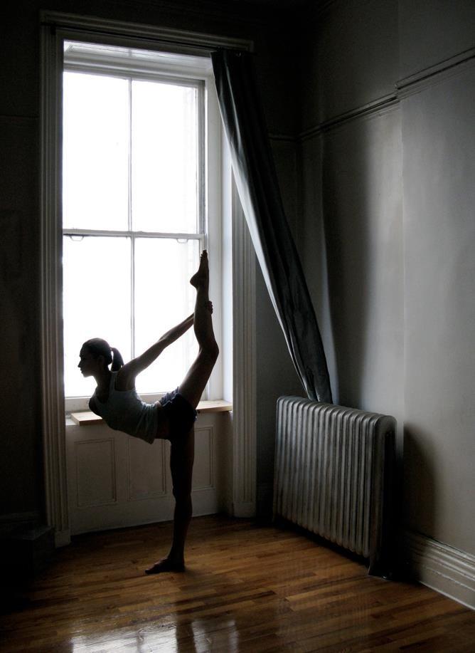 #yoga #natarajasana yoga inspiration