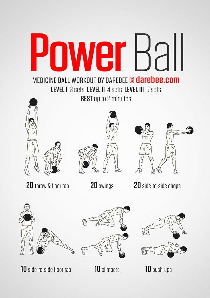 Power Ball Workout