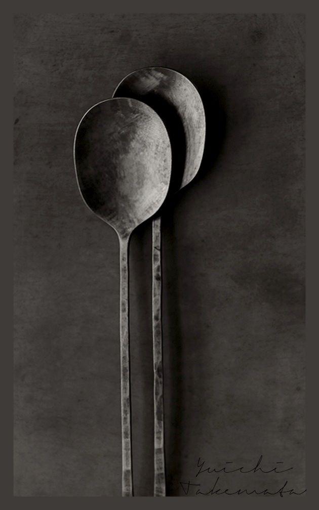 Spoons by Yuichi Takemata