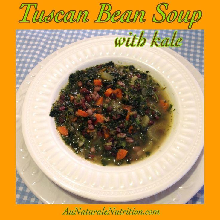 Paleo Tuscan Style Bean Soup