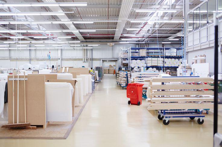 Production of Schramm Werkstaetten.