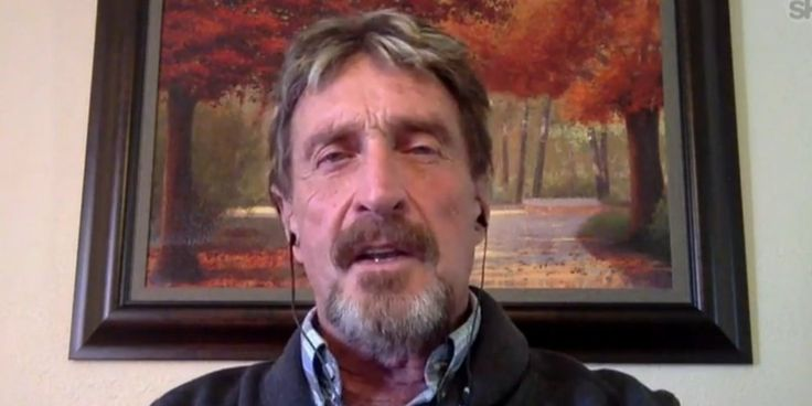 The company that spent years under the name McAfee Security is now known as Intel Security, but the company's founder John McAfee doesn't mind one bit. In fact, he's over the moon.