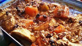 Lil Red's Basket: Lee's Pork Chop, Sweet Potato, & Apple Casserole