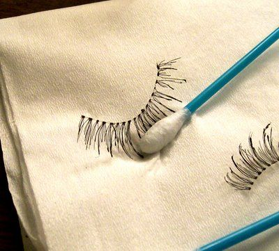 Caring for Your False Eyelashes by Emilynoel83 check her out on YouTube! This is some great info :)