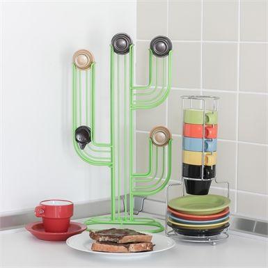 Nespresso Kapsül Standı Kaktüs - 69 TL