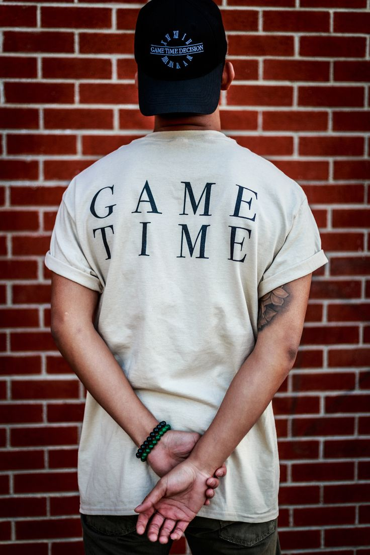 Game Time Decisions - Promo shot for Game Time Decisions  Instagram: @GTD