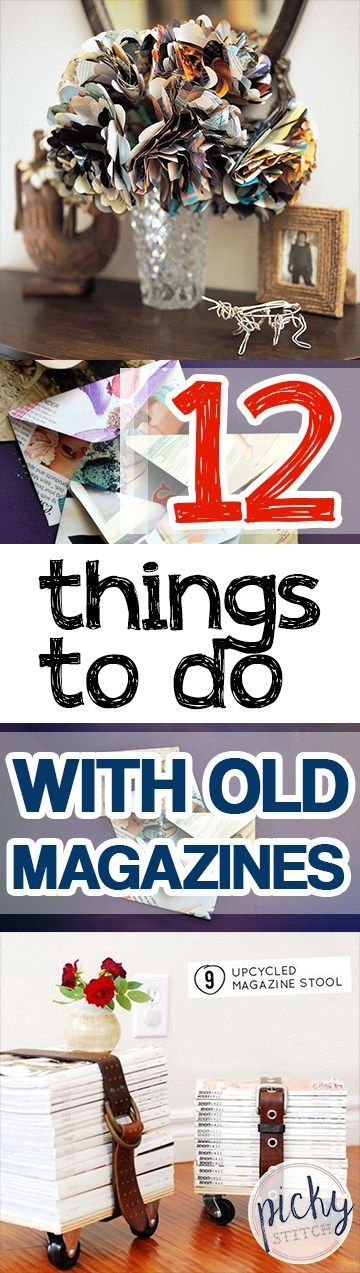 best 25 old magazine crafts ideas on pinterest recycled