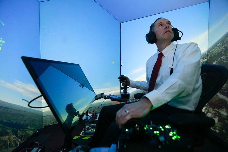 米シンシナティ大学が開発した戦闘機AI「ALPHA」が空中戦シミュレーターで退役した米空軍パイロットと交戦し圧勝