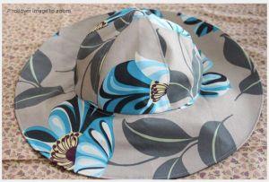 Free Sewing Pattern: Sun & Rain Hat Pattern - I Sew Free