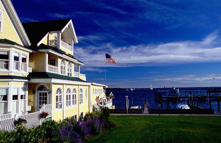 Mackinac Island, Michigan | 29 unglaubliche Fotos der USA, die das Fernweh in dir wecken