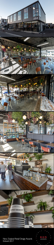 PROJECT: Unknown Cafe RETAILER: Unknown Coffee DESIGNER: Element 17 Ltd SHOPFITTER: Jeremy Greene