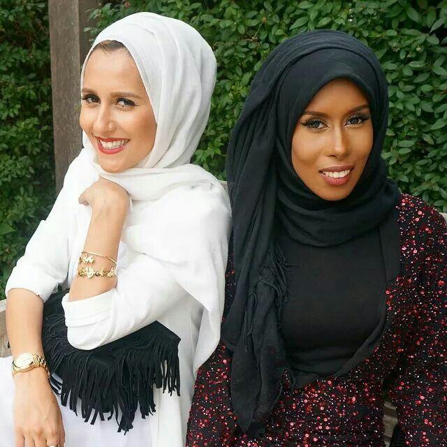 Hijab way muslim fashion dina tokio & basma k