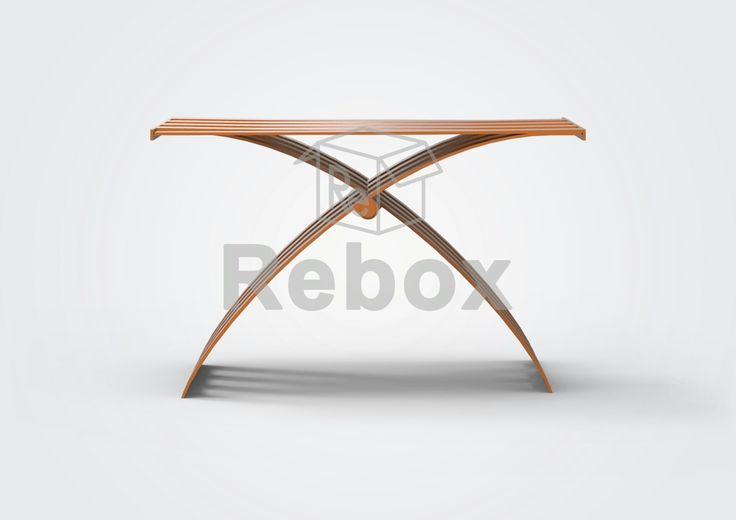 Rebox the side table
