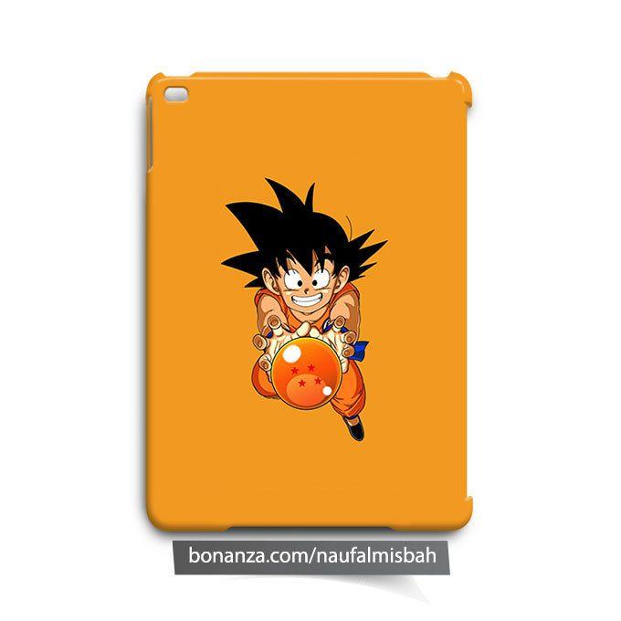 Kid Goku Dragon Ball Z iPad Air Mini 2 3 4 Case Cover - Cases, Covers & Skins