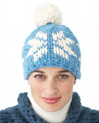 Get Inspired! Fair Isle Favorites: 9 Patterns to Try Stranded Knitting (from the Lion Brand blog).