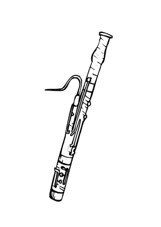 Risultati immagini per disegni oboe