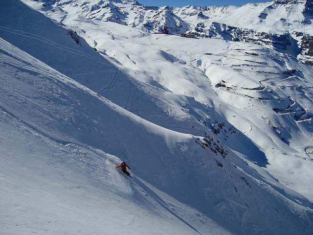 Snowboarding the Backcountry of El Colorado, Chile #Travel #gear #fitness #powderquest #style #ski #snowboard www.powderquest.com