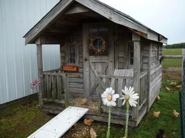 9 charming chicken coops   Living the Country Life