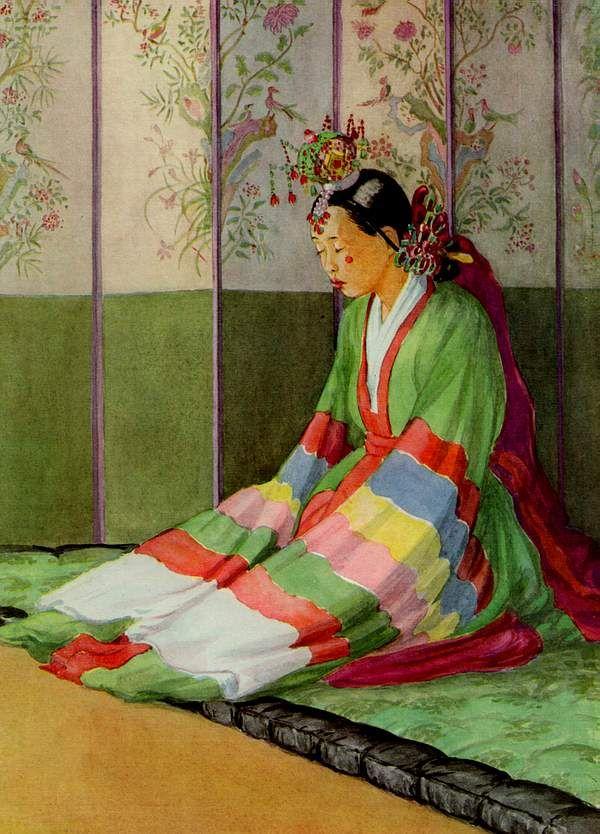 Elizabeth Kieth - Korean Bride