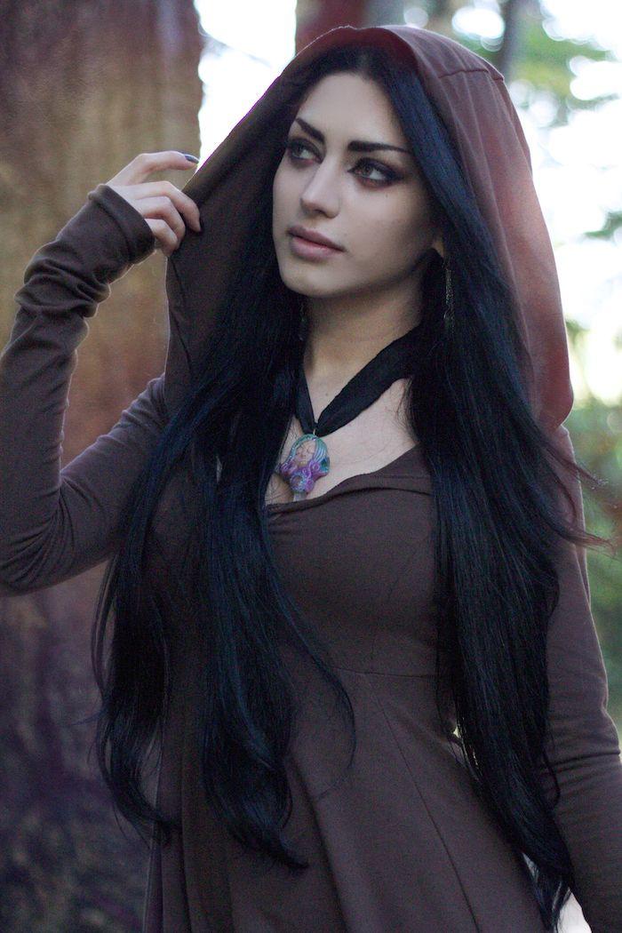 Autumn Witch By Mahafsoundeviantartcom On Deviantart -6563