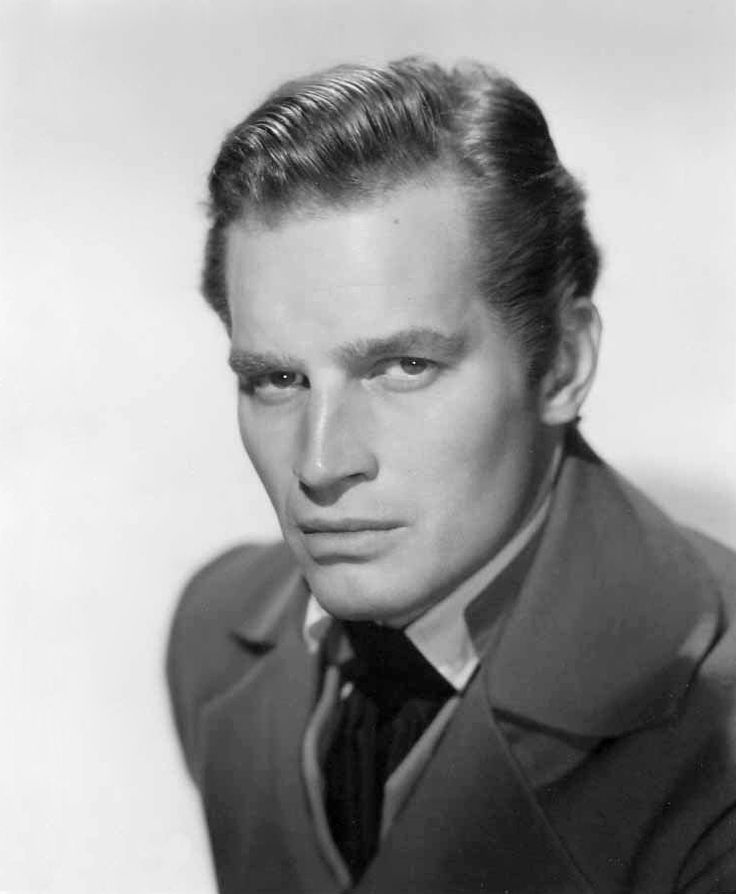 Charlton Heston (1944–1946)