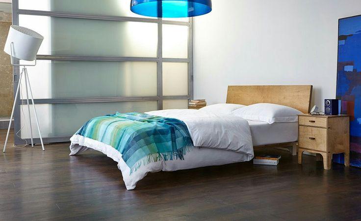 Brighton bed - Warren Evans