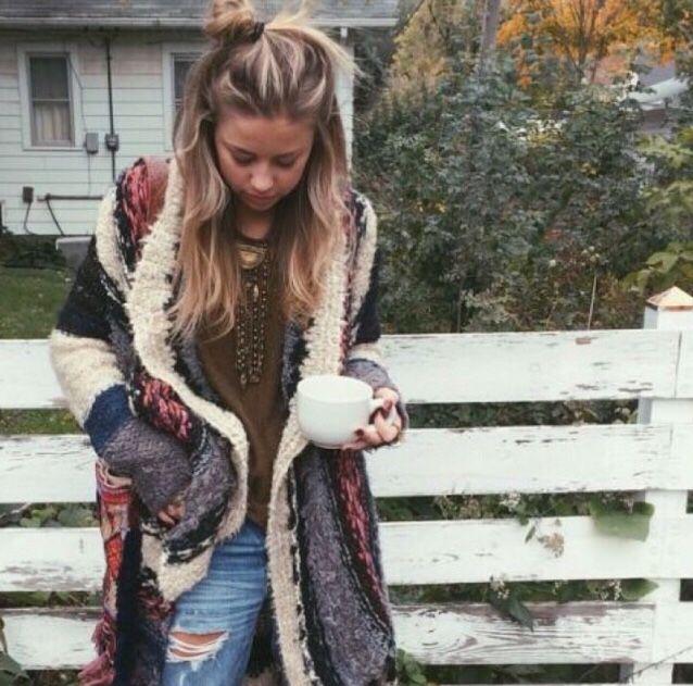Winter Boho Styles