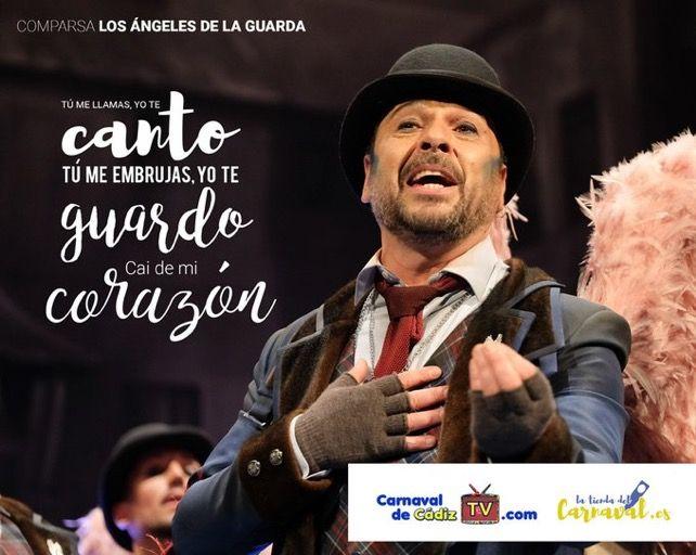 Comparsa Los Angeles De La Guarda Letra Y Música David