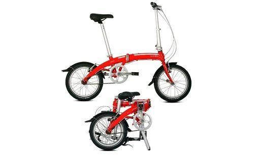 BICICLETA PLIABILA DAHON CURVE D3 #Bicicleta #pliabila super compacta, cu roti de 16″. Incredibil de mica dupa pliere (doar 32x64x75 cm).  Poate fi tinuta permanent în portbagajul masinii. O aveti astfel mereu la indemana pentru o tura in parc. Ideala pentru copii dar si pentru adulti!