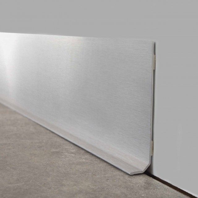 Plinthe Alu Deco En Pvc Et Autocollante Facile A Decouper Et A