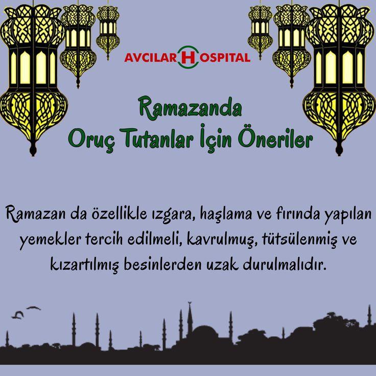 #ramazan #oruç #iftar #niyet #sağlık #hastane #doktor #iftarvakti #yemek
