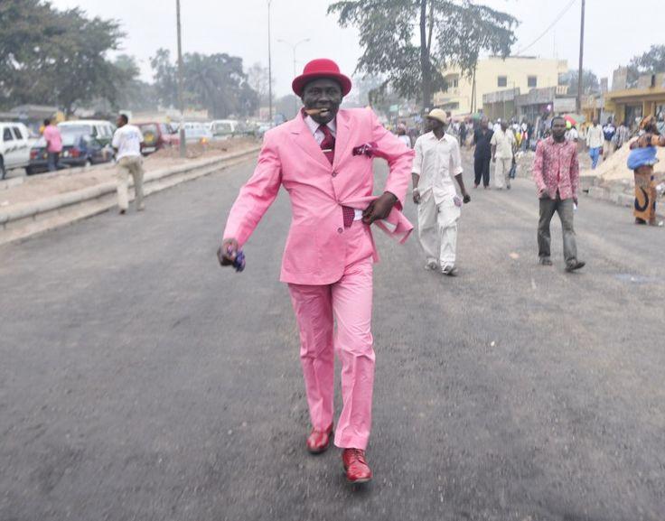 Brazzaville People