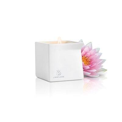 The coveted Jimmy Jane candles engage all the senses. Light AFTERGLOW to enjoy its scent, then drizzle the warm oil on the skin as the perfect start to an unforgettable massage – or a hydrating treat after a bath. www.shophappymango.com