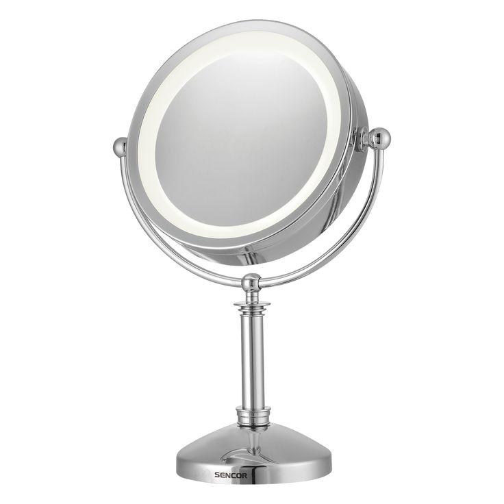 SMM 3080 Kozmetické obojstranné zrkadlo