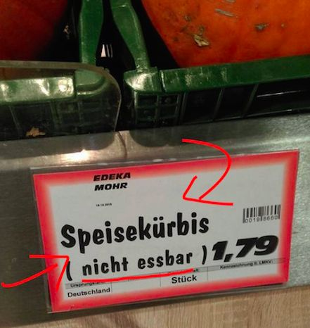 Dieses Angebot, das Dich total überfordert. | 29 Male, als Supermarkt-Angebote echt zu weit gegangen sind