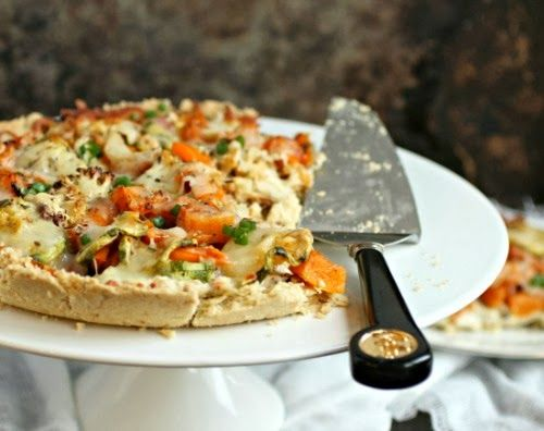 Hungry Couple: Rustic Roasted Veggie Tart and a Little Help for the Holidays from Kraft