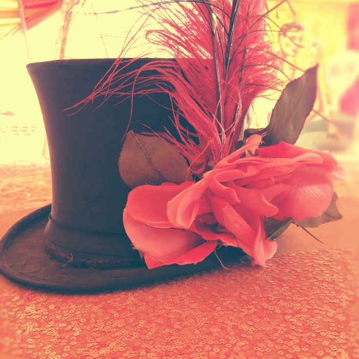 Every ringmaster needs an opulent hat. #LCLaurenConrad #Kohls