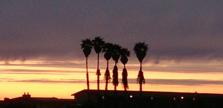 San Simeon, Californië, VS