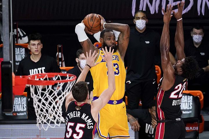Lakers One Win Away In 2020 Lakers Los Angeles Lakers Lebron James
