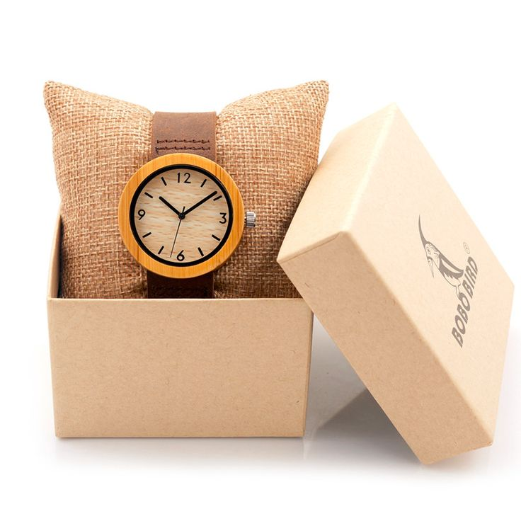 BOBO BIRD WOOD WATCH R445