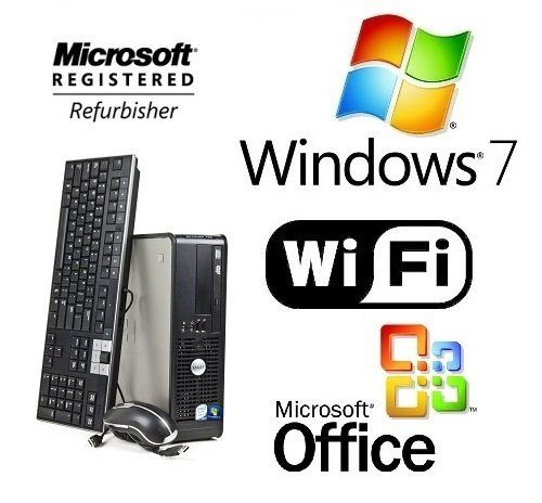 Introducing Dell Optiplex 780 Desktop Computer Intel Core 2 Duo 30GHz16GB1TB WiFi Windows 7 Pro 64Bit. Great product and follow us for more updates!