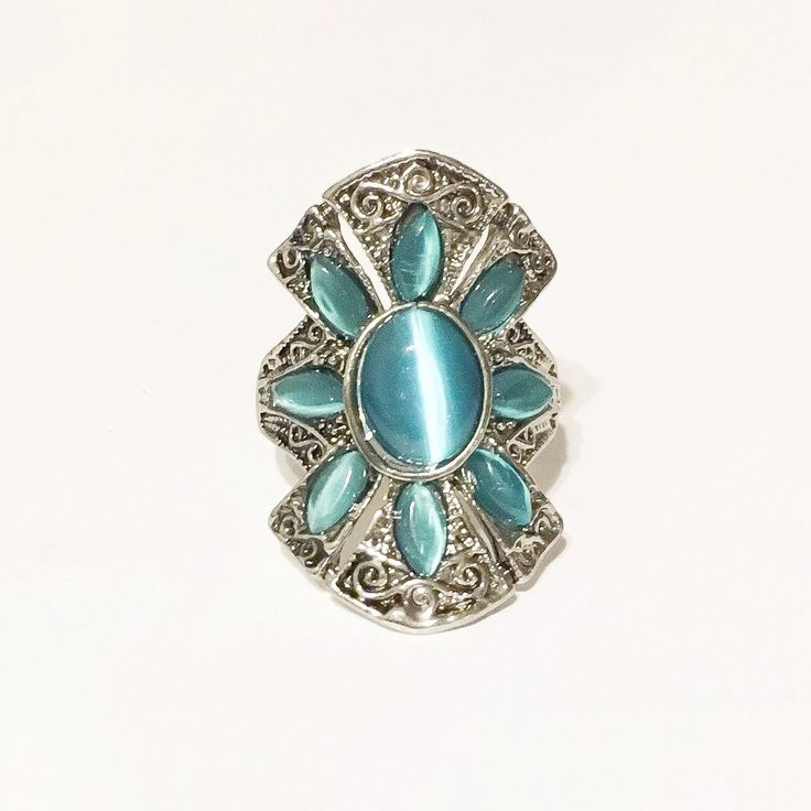 Aria Antique Opal Ring