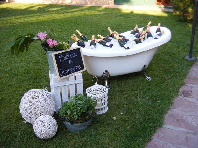 ¡Pon una Beer Bath en tu boda! | Sweet Bodas